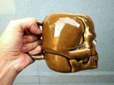 スカルマグカップ【右側面】