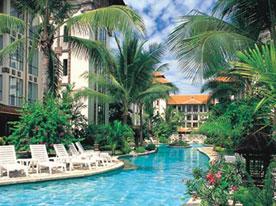 サヌール パラダイス プラザ ホテル