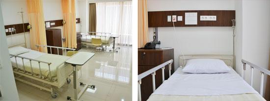 病室 クラス 1B