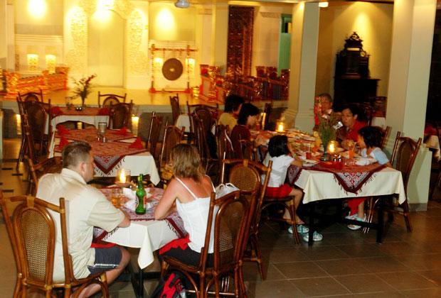 レゴンレストラン写真1