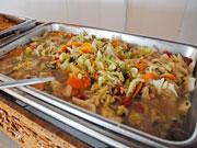 野菜炒め(チャプチャイ)