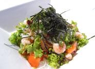 和風海鮮サラダ