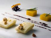 チーズ・オリーブ・オレンジ