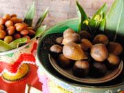 バリの果物・サラック