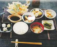 和食セット (おばんざい)