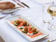 魚介類がメインの地中海料理
