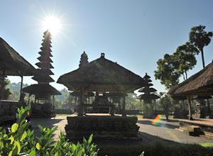 タマンアユン寺院4