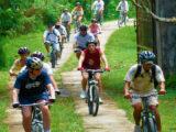 アユンリバー サイクリング