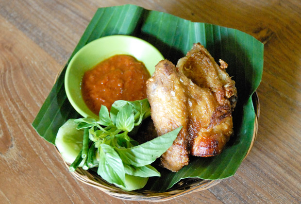 ブンブダプール(インドネシア料理)