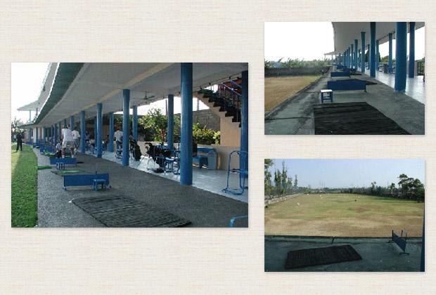 バリ島 観光 ゴルフ ウダヤナ ゴルフ 打ちっぱなし