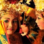 バリ島 観光 地図 伝統舞踊