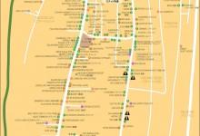 地図 ウブド