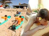 サーフィン + エステコース