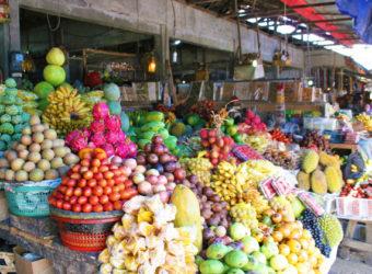 ブドゥグル市場