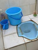 インドネシア式トイレ
