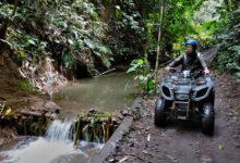 ATVライドをタロ村のインスタ映えポイントで体験 | バリ島 山遊び 体験レポート