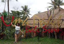 インスタ映えポイントのテガララン!Uma Pakel Bali Swing | バリ島 山遊び